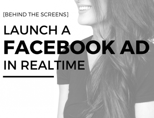 Let's Launch a Facebook Ad in Real Time!